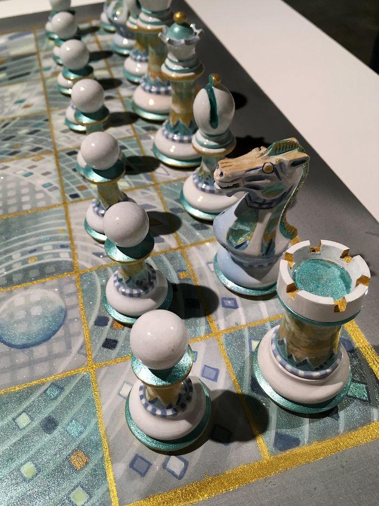 1453. exhibit local chess museu - moosedixon | ello