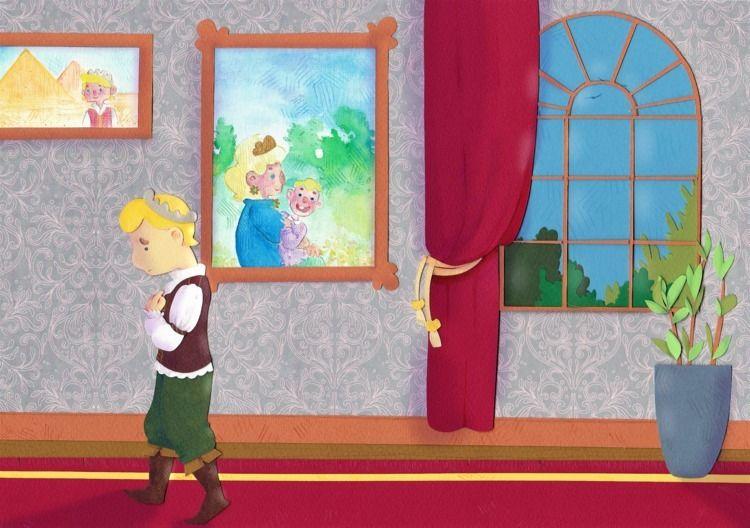 Homework school... Princess pea - claireb | ello