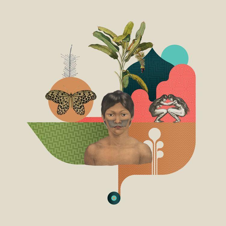 Composition  - collage, illustration - fabioissao | ello
