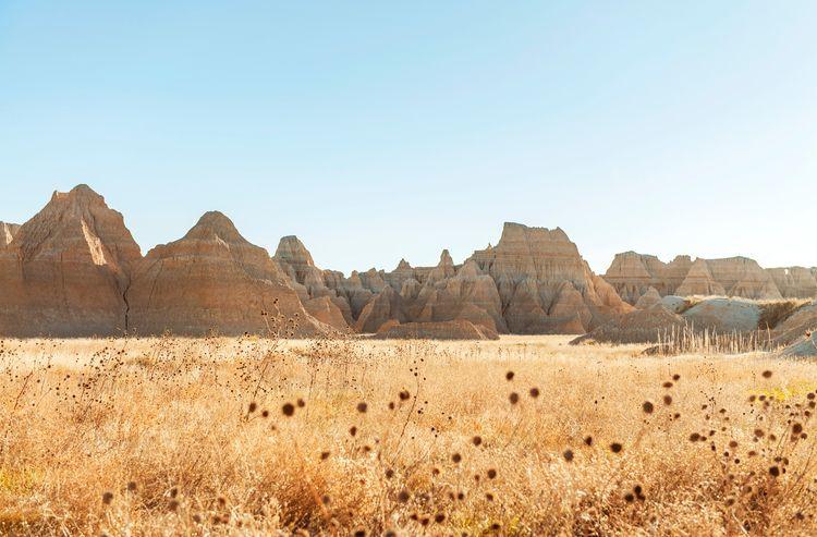 Badlands National Park - speed-photos | ello