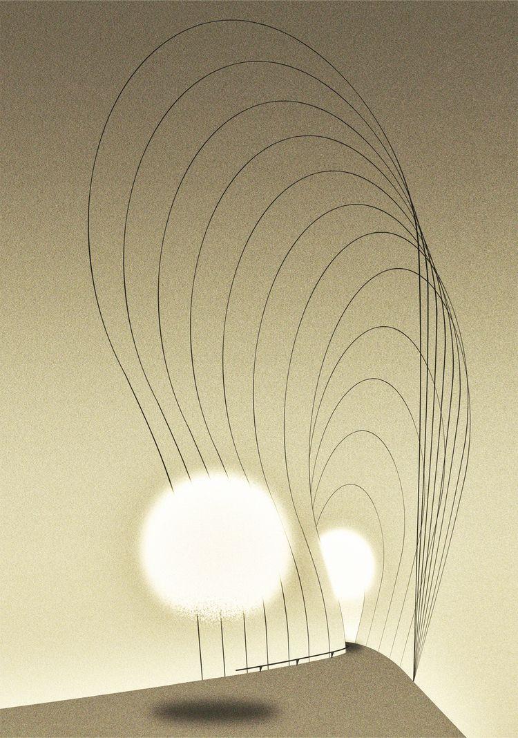 emergence, digitalillustration - jamieansell | ello