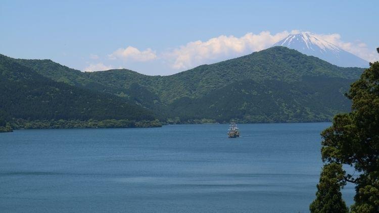 2018 - Ashinoko, MountFuji, Hakone - raymondsw | ello