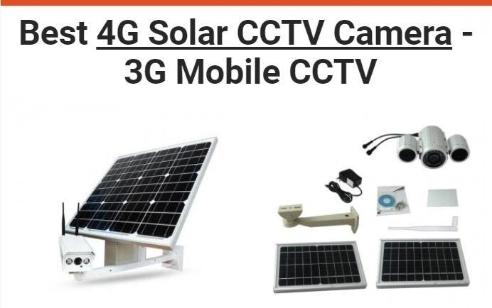 3G Mobile CCTV - Buy Solar Came - 3gmobilecctv | ello