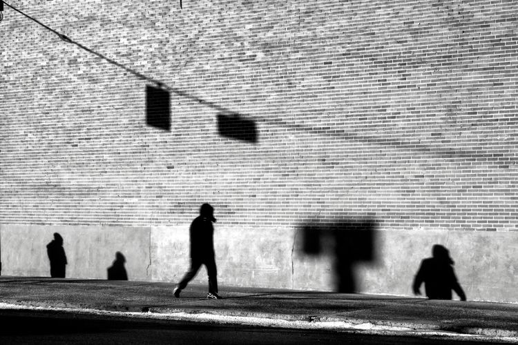 Shadow play Edmonton, Alberta,  - george_s_photo | ello