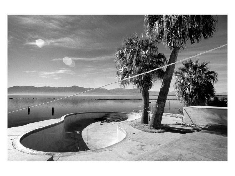 Salton Sea Pool, prints 40x60 H - jordangrantbrittain | ello