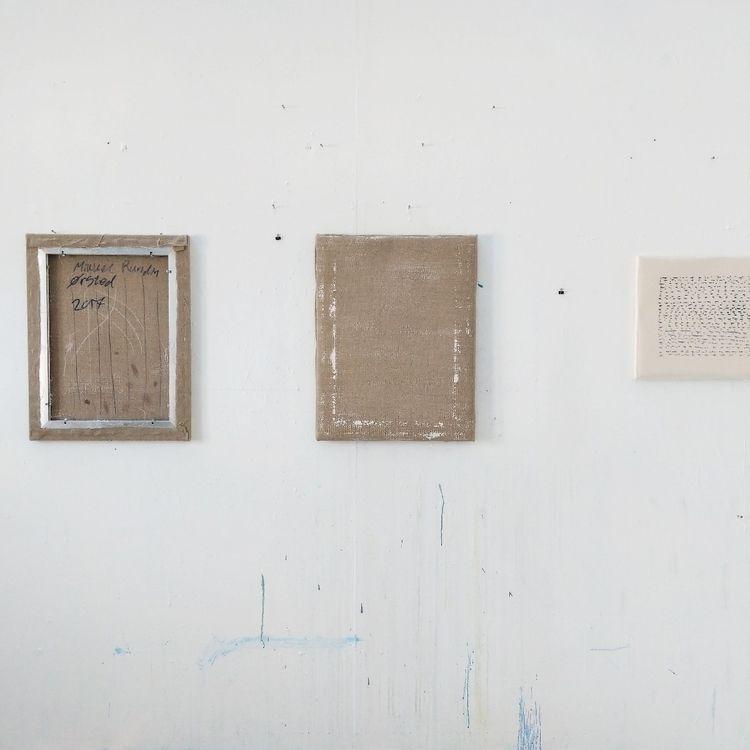 Studio time /  - painting, studio - mikkelorsted | ello