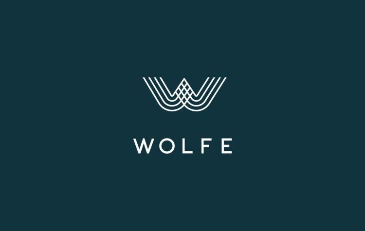 designed brand identity Wolfe I - hiddenenigma | ello