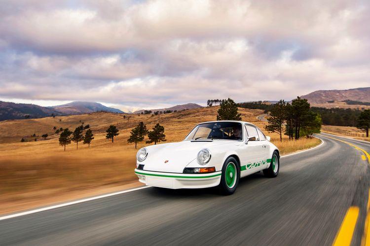 Porsche 911 Carrera RS 2.7 Ligh - speed-photos | ello