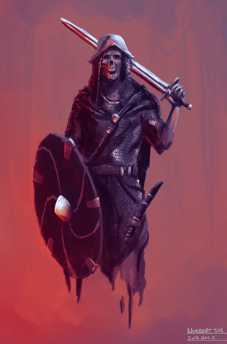 Carolingian Knight - dlikt | ello
