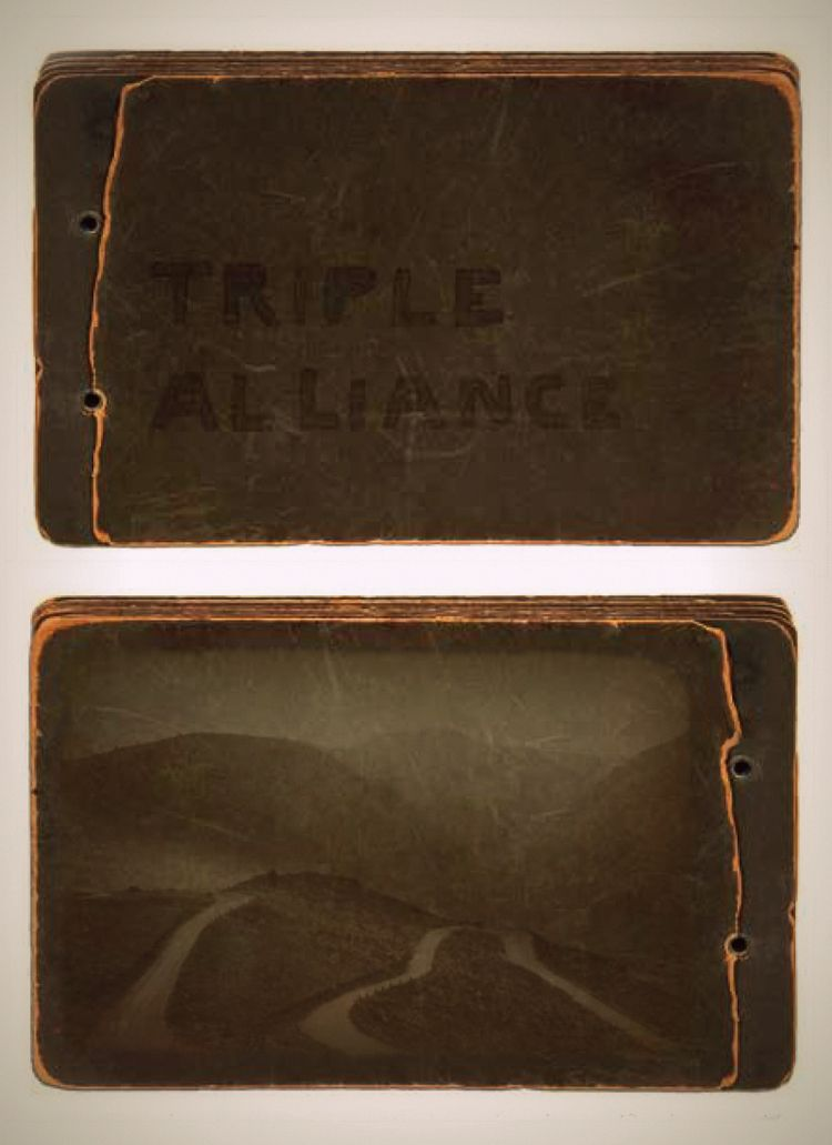 Triple Alliance - rephotography - dispel | ello