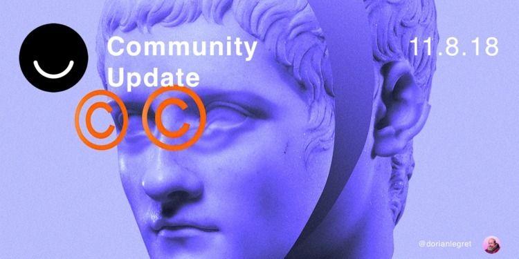 Community Update 11/8/2018 Happ - elloblog | ello