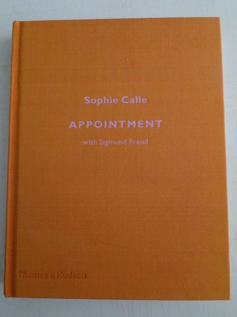 Sophie Calle - Appointment Sigm - bintphotobooks | ello