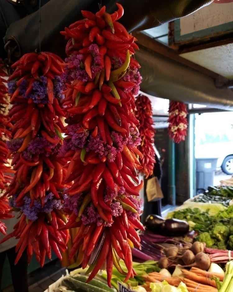 Seattle Pike Place Market. Beau - shelbyjo   ello
