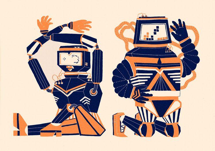 ROBOTO - katrienvanbreedam | ello