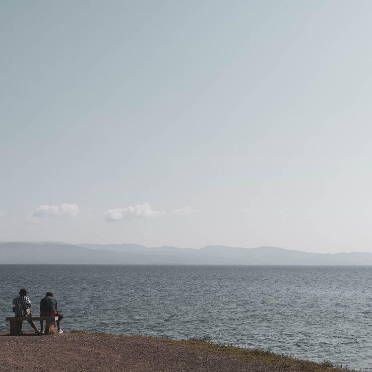 Sit Greece, Halkidiki - minimal - erik_schepers | ello