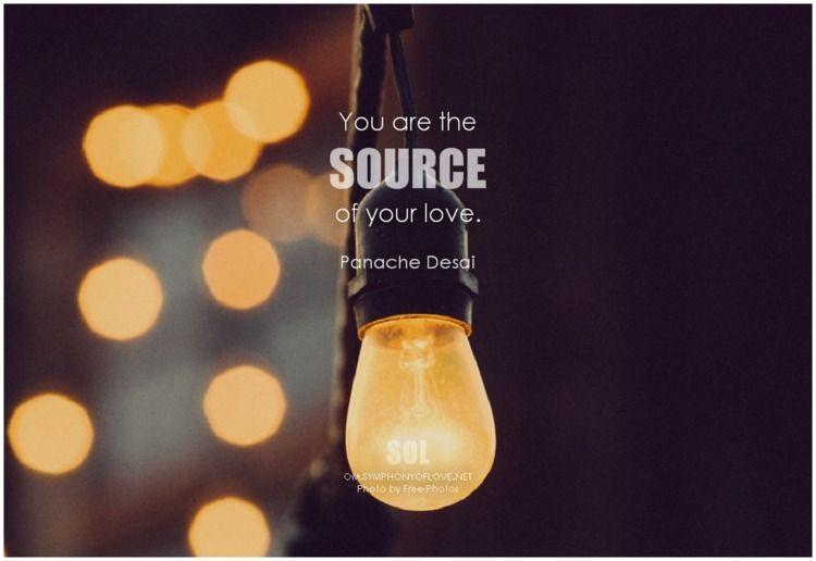 source love. - Panache Desai Pi - symphonyoflove   ello