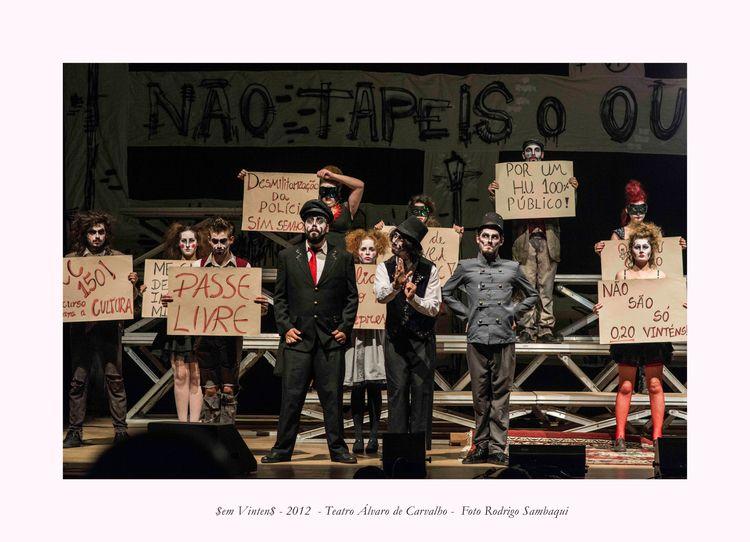 Série Teatro $em Vinten$ - 2012 - rodrigosambaqui | ello
