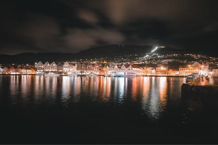 norway, bergen, travel, light - newzero | ello