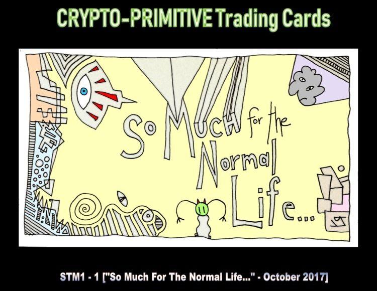 Normal Life... (CPTC - STM1 1)  - richardfyates | ello