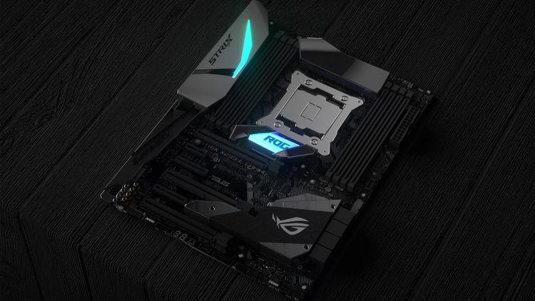 Motherboard Asus ROG Strix - Computer - siqho | ello
