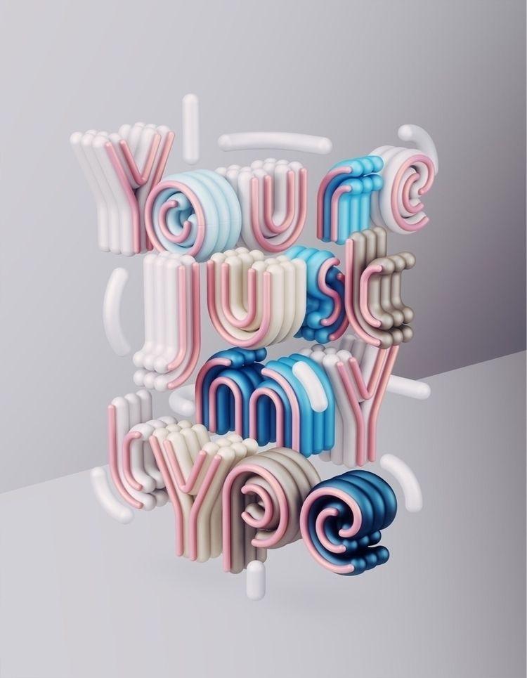 3D Typography