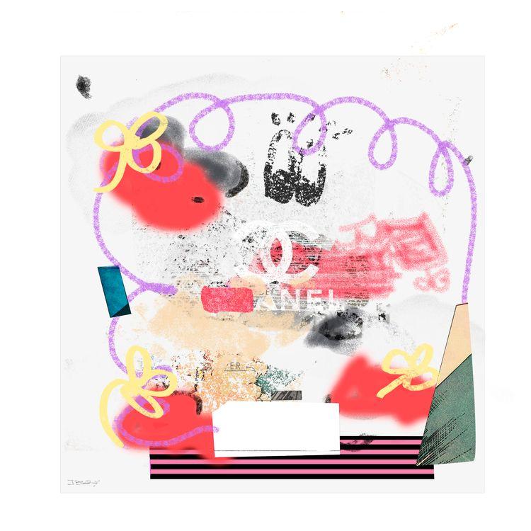 Digital Collage - collage, abstractcollage - irskiy | ello