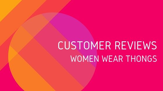 Customer Reviews women wear tho - xduit | ello
