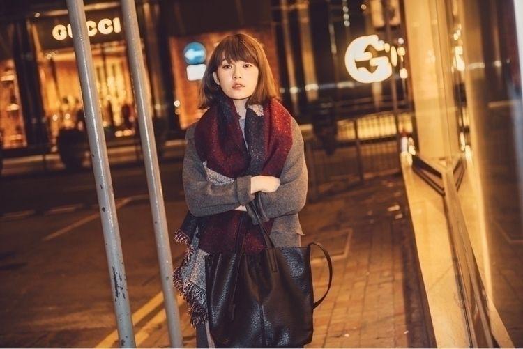 / 鄭婕彤 model - hongkong, 香港, 上環, 皇后大道中 - jam-peng | ello