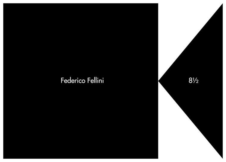 8 1/2, Federico Fellini, 2017,  - ludwigmattsson | ello