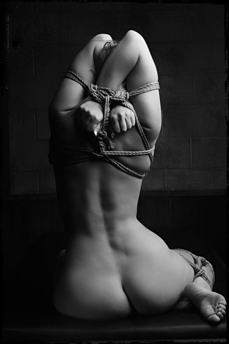 art - shibari#bondage, body, boobs - j_na | ello