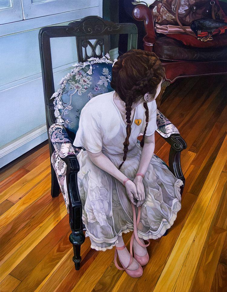 completed painting Key' 'Elysiu - jolenelaiart | ello