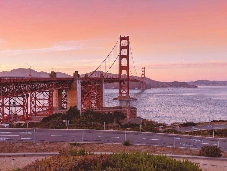 pt. 1 - Golden Gate perfect lon - photo_tm | ello