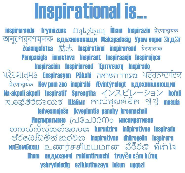INSPIRATIONAL issues contempora - johnhopper | ello
