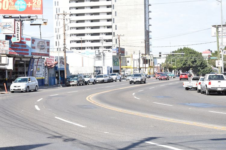 Tijuana, street, urban - devblood | ello