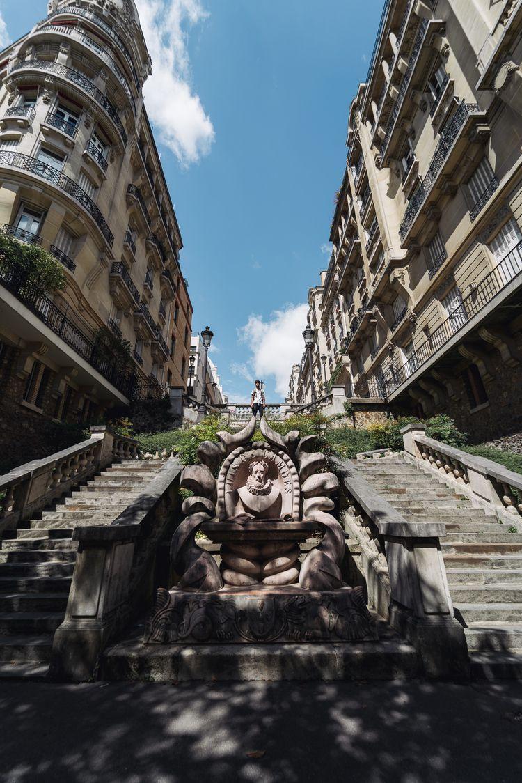 Typical Parisian Architecture - ello - adrelanine | ello