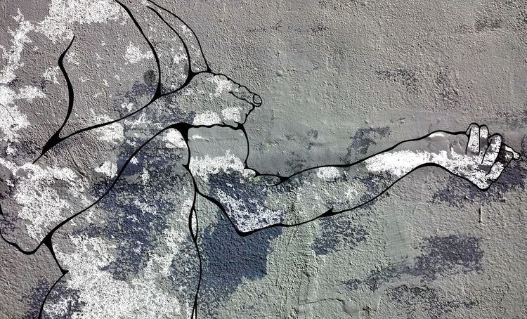 Digital Cave Painting - Reminis - mattlfoto | ello