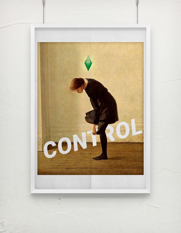 poster//control - suhow_k | ello