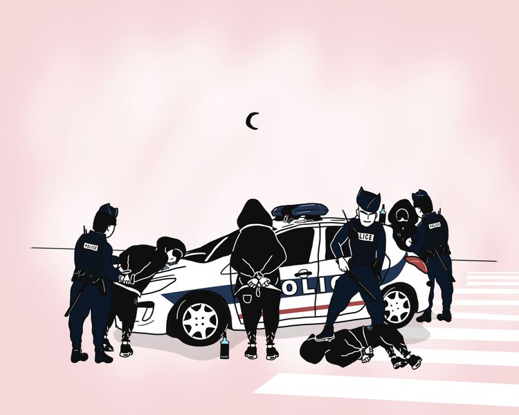 Dégun | call brats Illustration - imdegun | ello