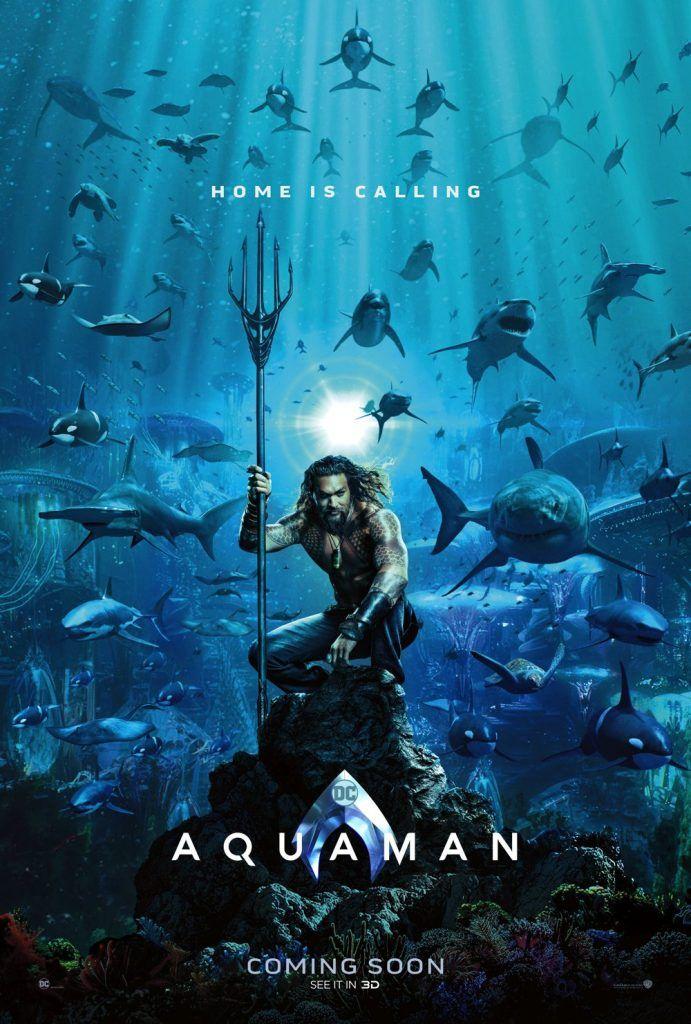 Aquaman – Final Trailer directo - comicbuzz | ello