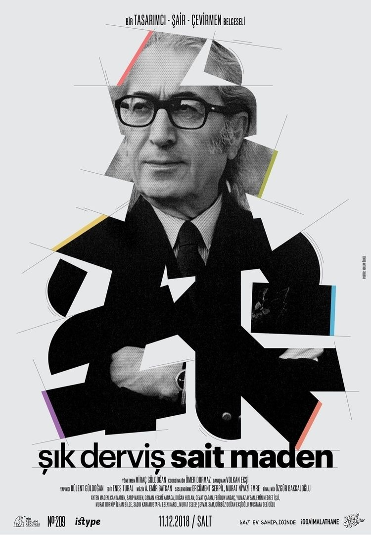 Turkish designer Sait Maden doc - volkanolmez | ello