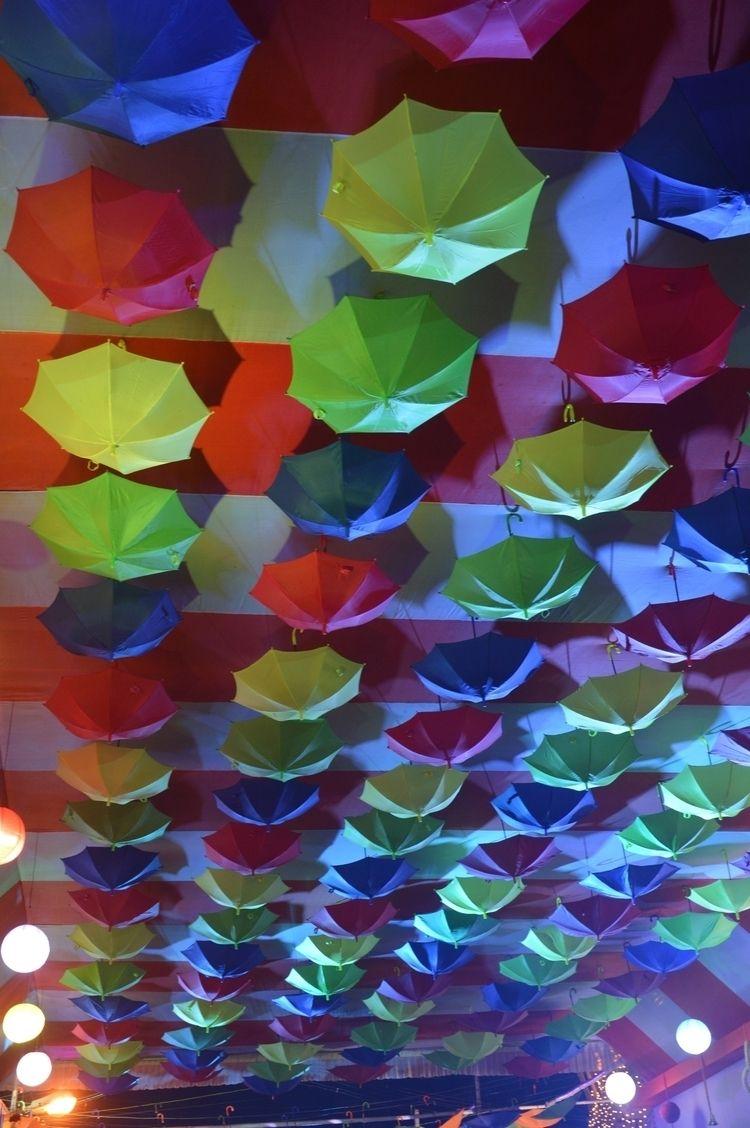 Umbrella Ceiling decoration - deepakbansi69   ello