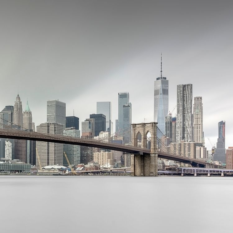 Brooklyn Bridge - Study Part Si - johnkosmopoulos | ello