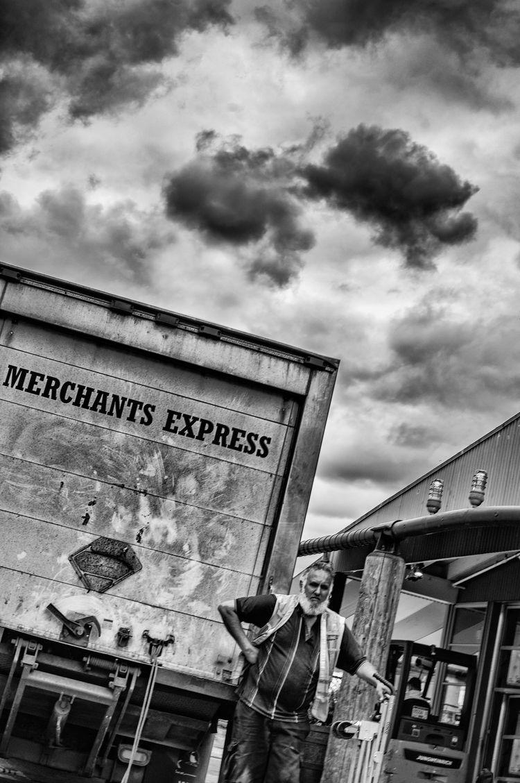 80% Chance Chase - monochrome, elloblackandwhitephotography - jeff_day | ello