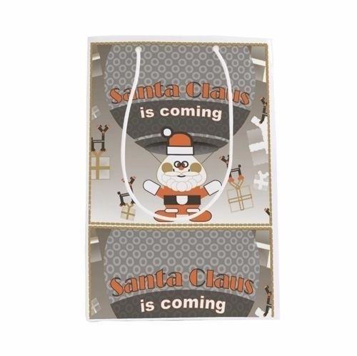 Santa Claus Balloon motive wrap - grabatdot | ello