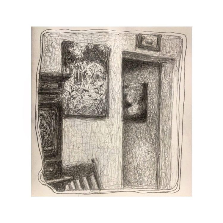 draw, art, graphite - yuliavirko   ello