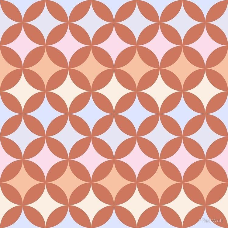 Geometric Pattern: Circle Neste - red_wolf | ello