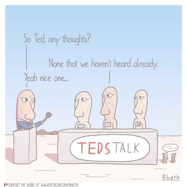 Teds - webcomic, comic, cartoon - rhath | ello