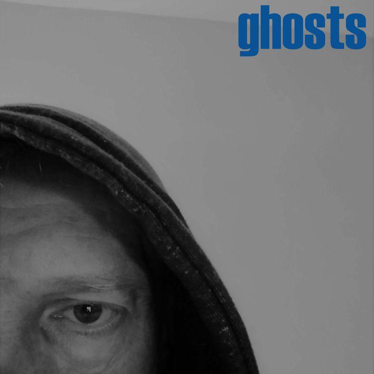 ghosts fictitious cover album - coverart - johnhopper | ello