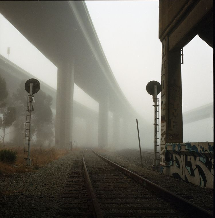 rails, ellorailways, hasselblad500cm - teetonka | ello
