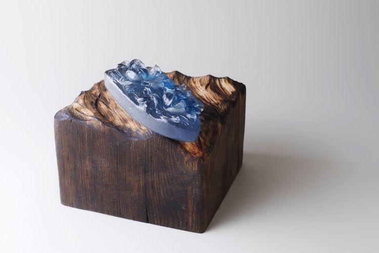 Precipice - woodandglass, castglass - loubeeferguson | ello